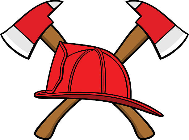 Best Fireman Hat Illustrations, Royalty.