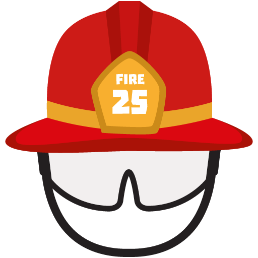Firefighter Hat Clipart.