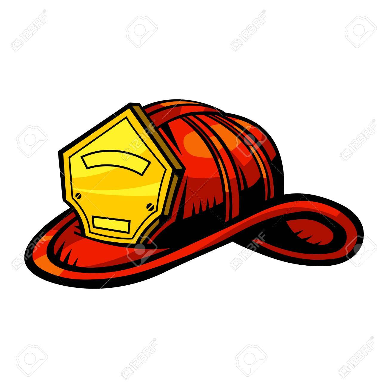 Firefighter Helmet.