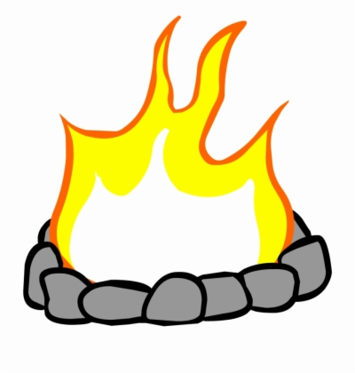 fire pit , Free clipart download.