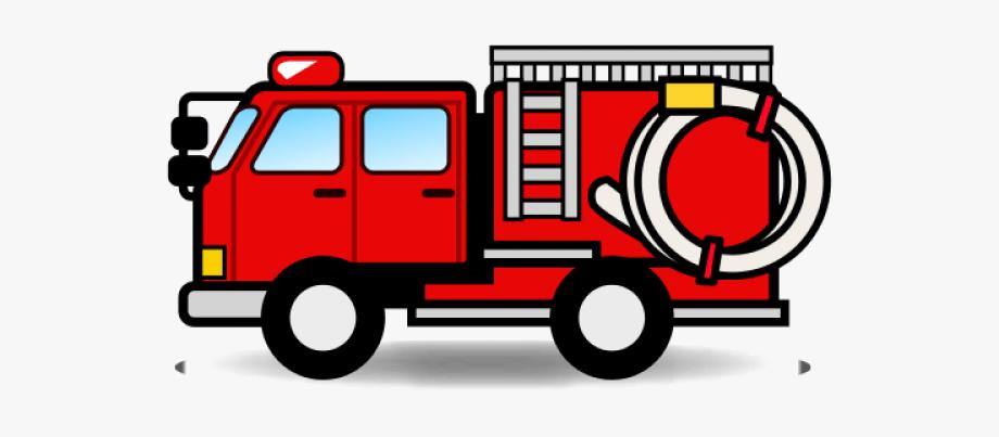 Fire Truck Clipart Emoji Fire.