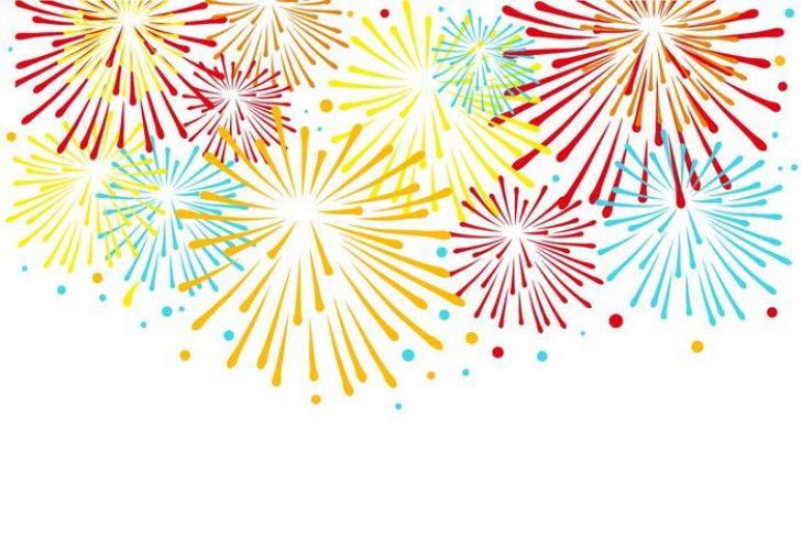 free clip art fireworks stars.