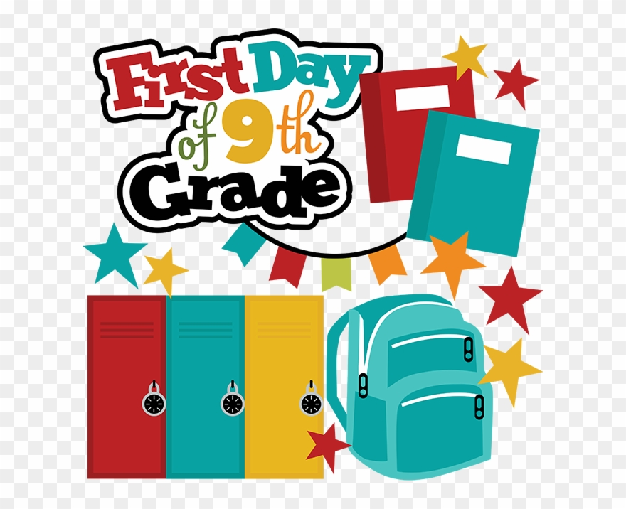 Download First Day Of Second Grade Clip Art Clipart.