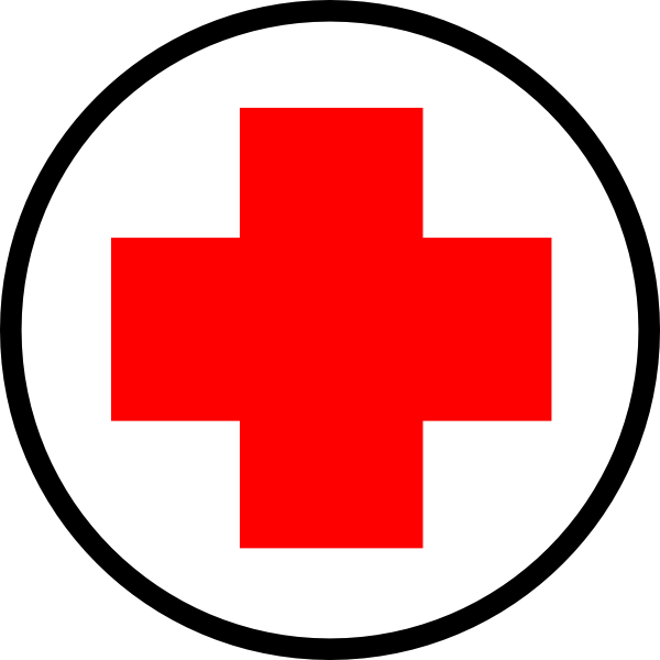 First Aid Symbol Clipart.