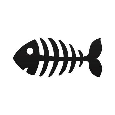 Free Cartoon Fish Skeleton, Download Free Clip Art, Free.