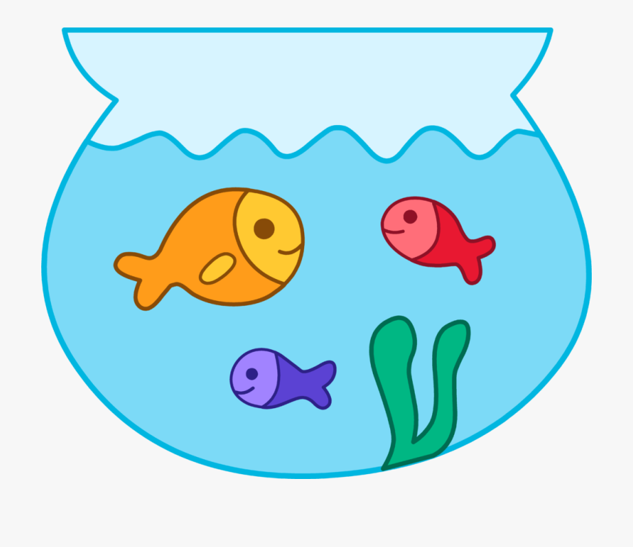 Clipart Black And White Stock Cute Fish Clipart.