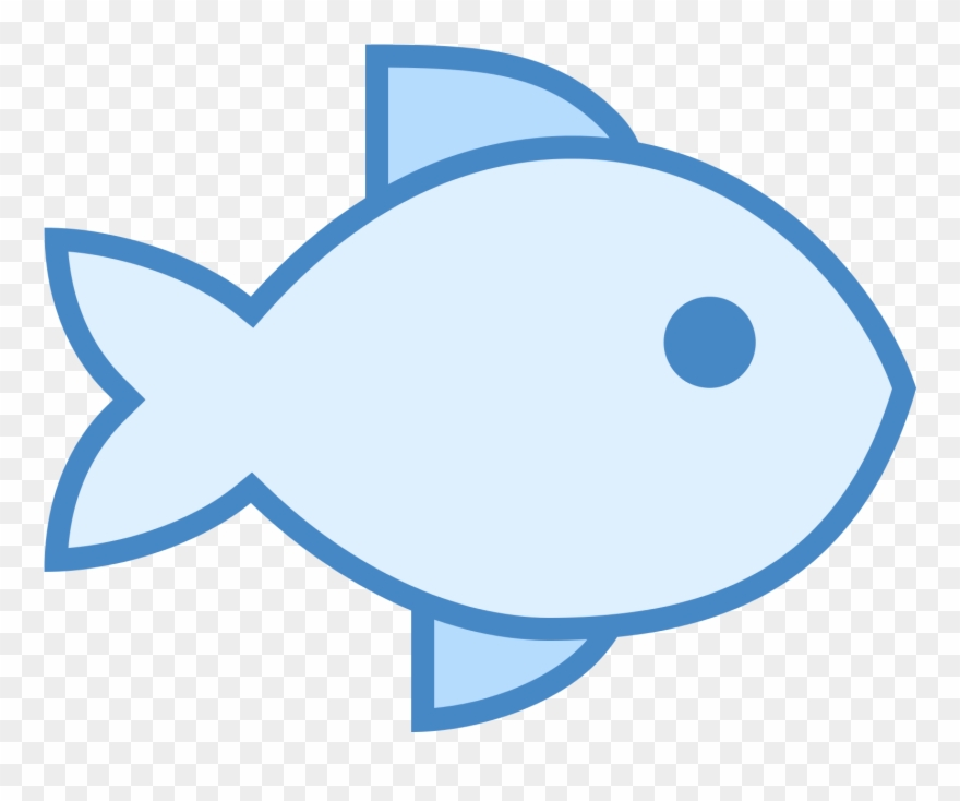 Fish Food Icon Clipart (#263353).