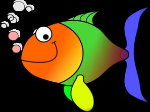 Comic Fish Clip Art at Clker.com.
