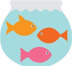 Gold fish bowl clipart clipartfest no 2.