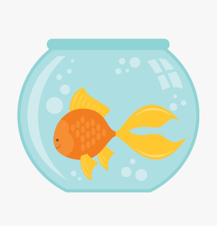 Fish Bowl Clipart Fish Bowl Silhouette At Getdrawings.