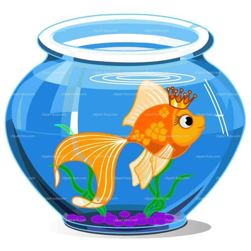 Cute fish bowl clipart clipartfest no 2.