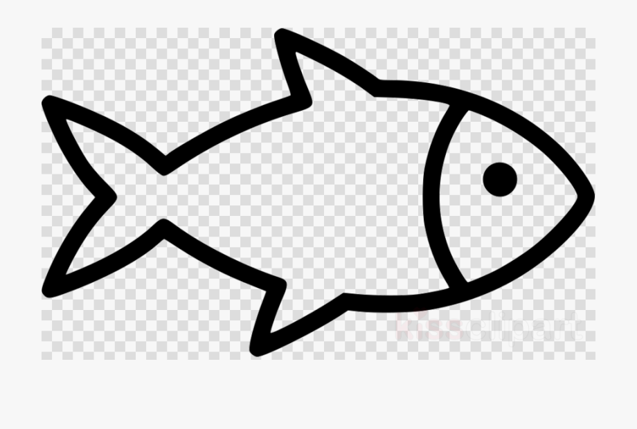 Fish Outline Png.