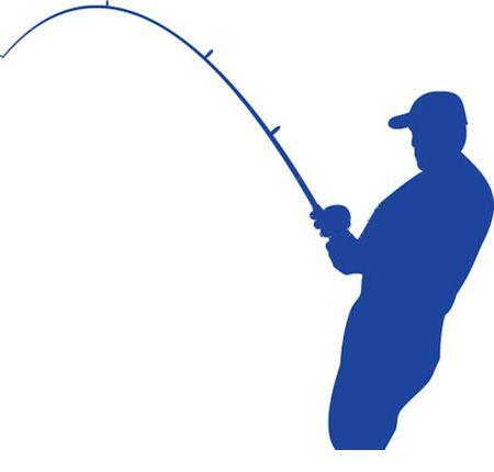 Fishing pole clipart kid 9.
