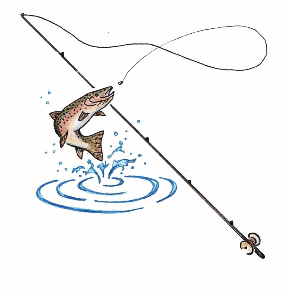 Fishing Pole Clipart Fishing Tool.