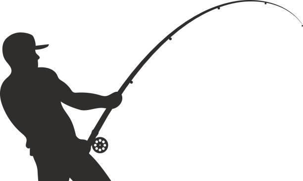 Best Fisherman Illustrations, Royalty.