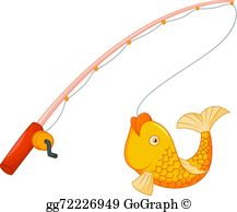 Fishing Pole Clip Art.