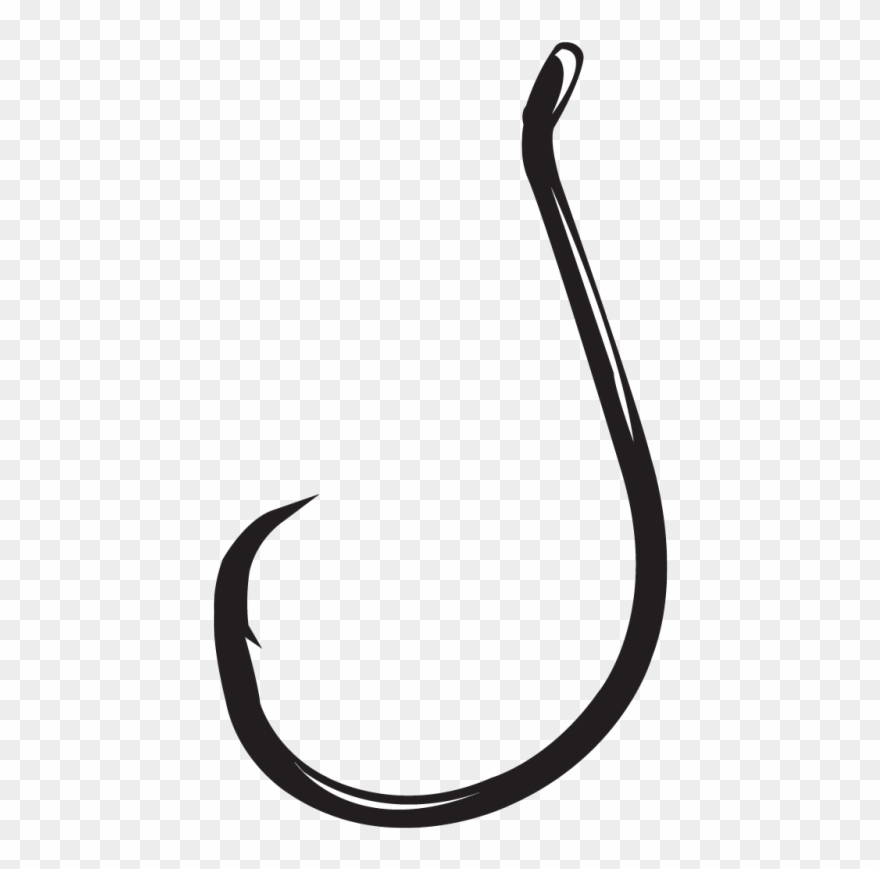 Fishing Line And Hook Png.