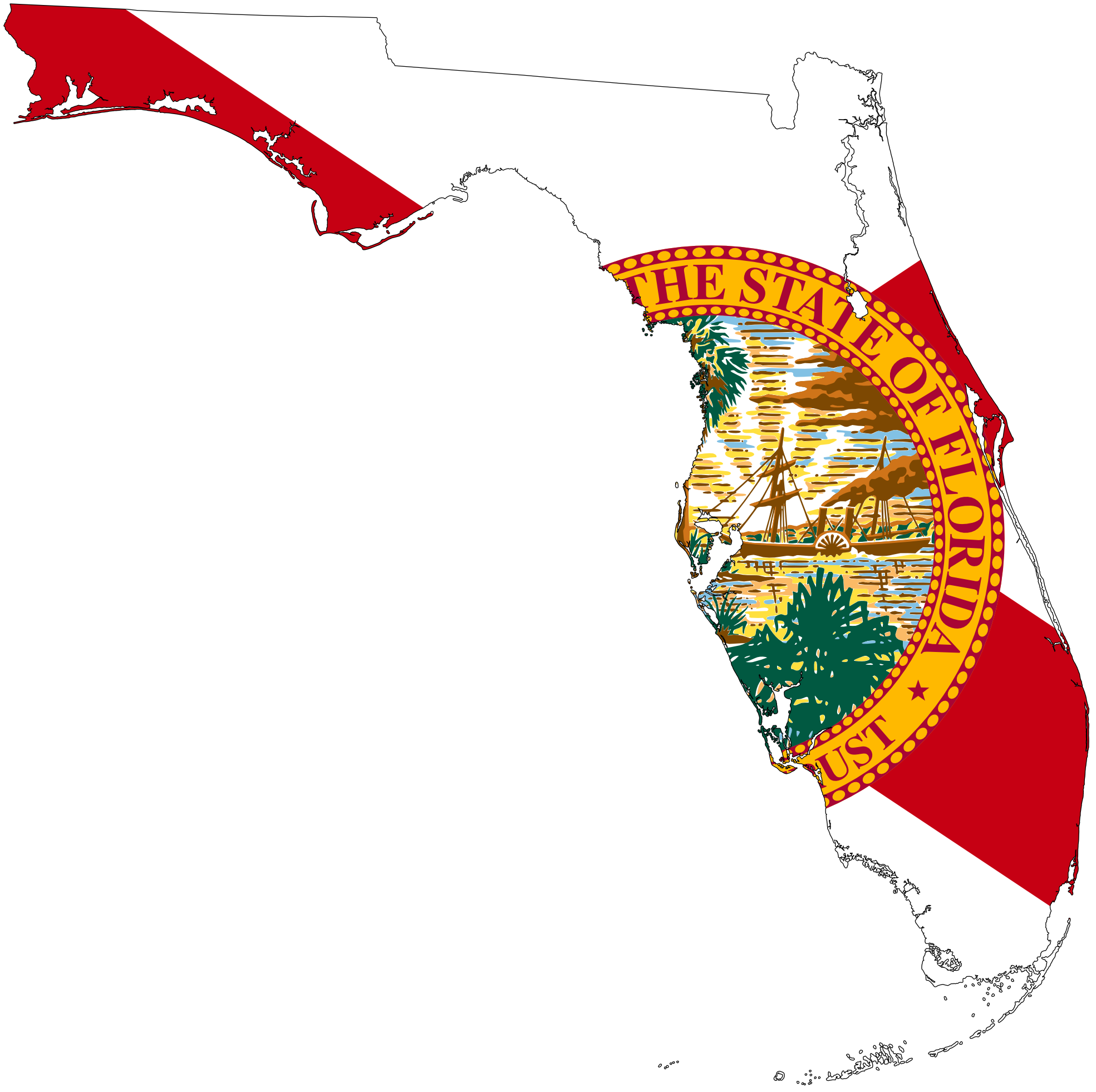 Florida State University Clipart.