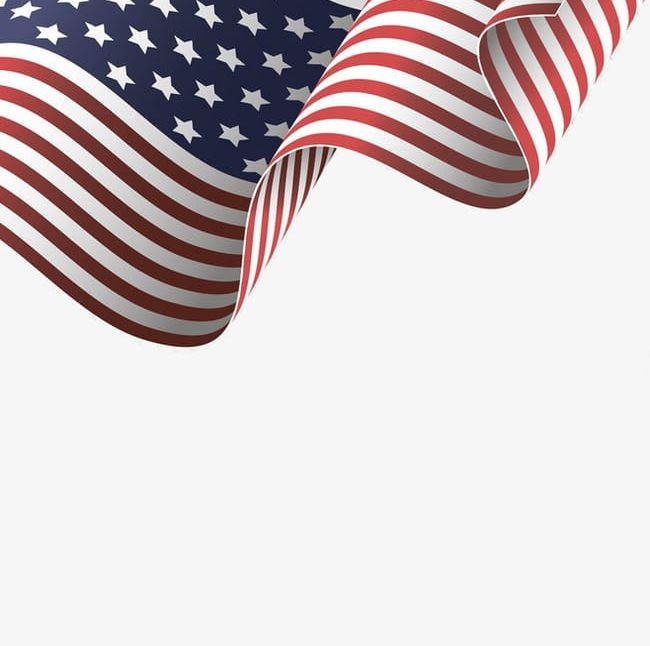 American Flag Background PNG, Clipart, American, American.