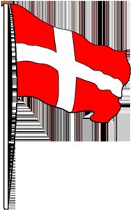 Det Danske Flag PNG Transparent Det Danske Flag.PNG Images..