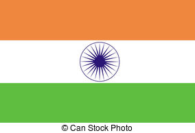 Indian flag clipart 3 » Clipart Station.