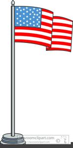 Free Clipart Flagpole.