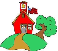 Clipart Flag School.