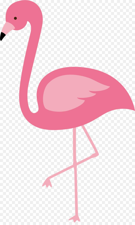 Flamingo Drawing clipart.