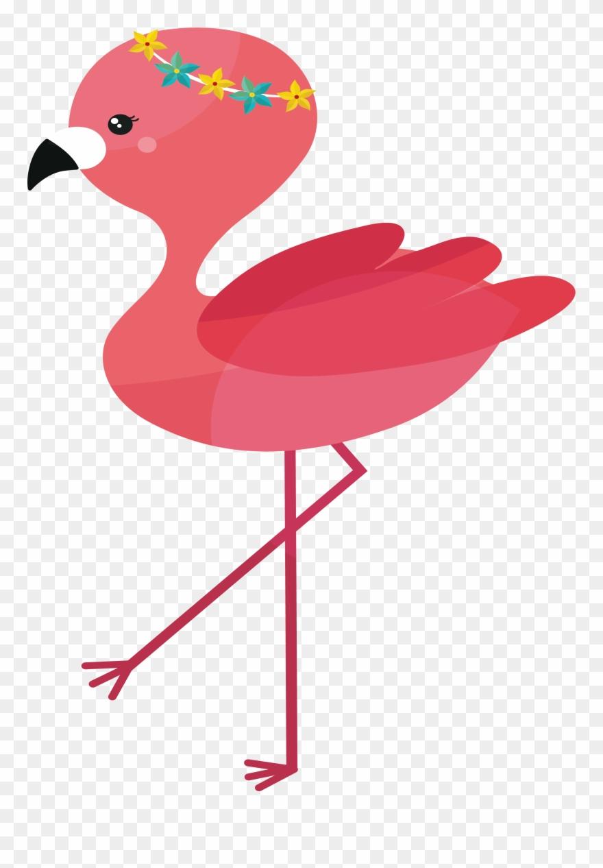 Clip Art Pink Flamingos Transprent Png Free.