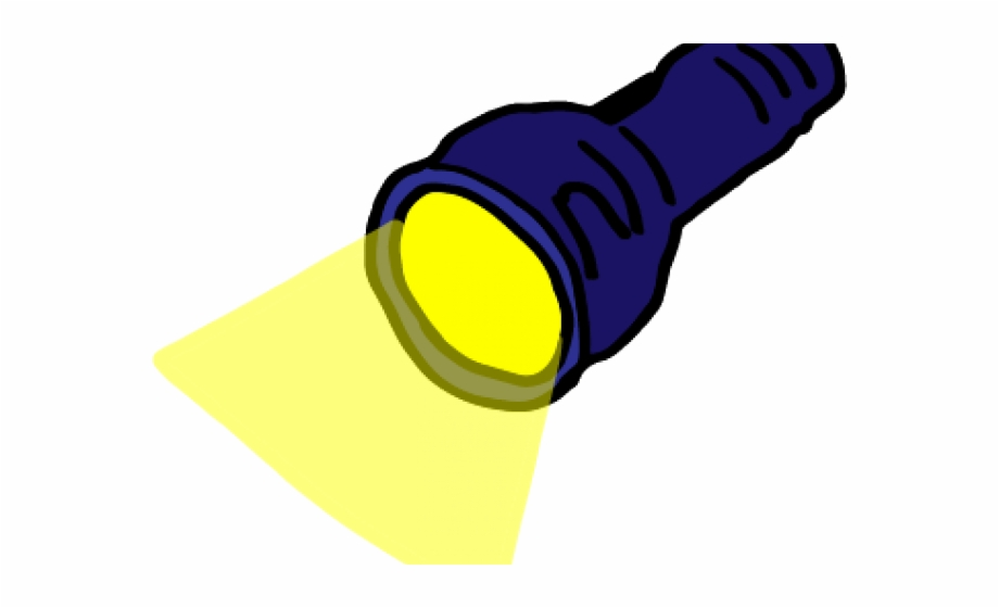 Download High Quality flashlight clipart torch light.