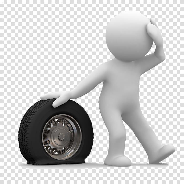 Car Flat tire Tow truck Roadside assistance, tyre.
