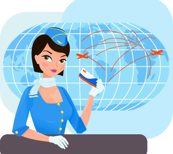 Perspective: The Real Life of a Flight Attendant.