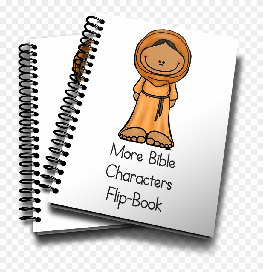 This Fun Mini Flip Book Is Perfect For Any Sunday School.