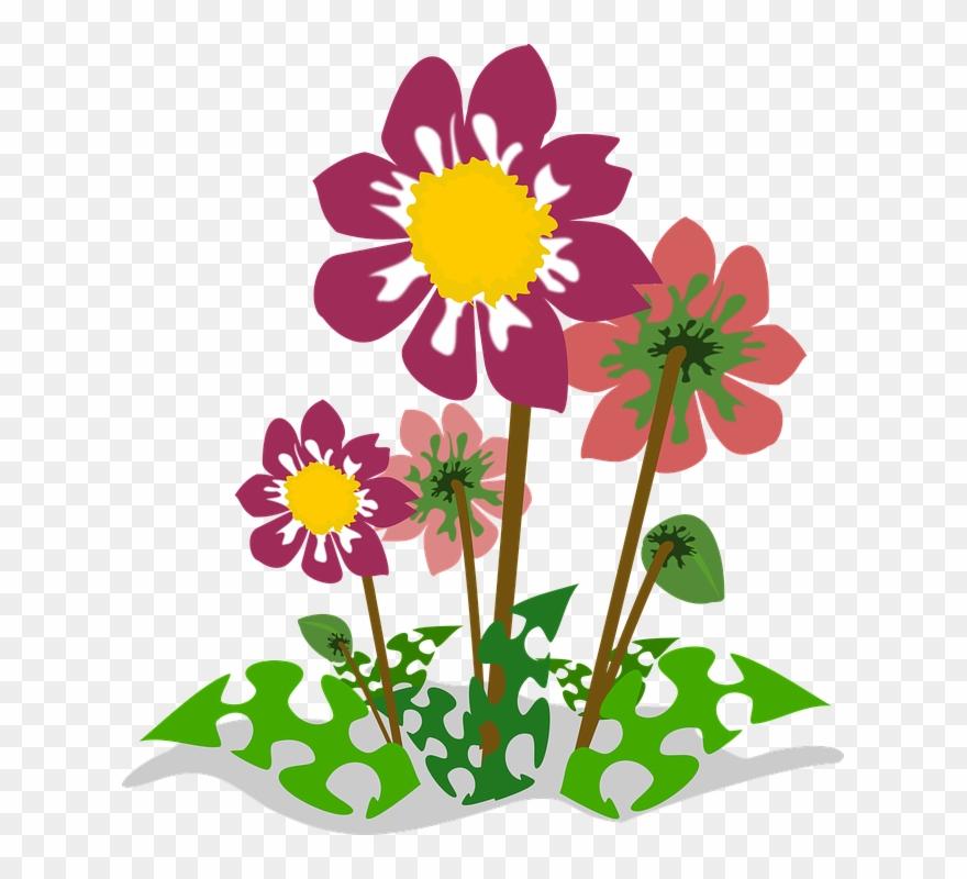 Clip Art Flor Flora Flower.