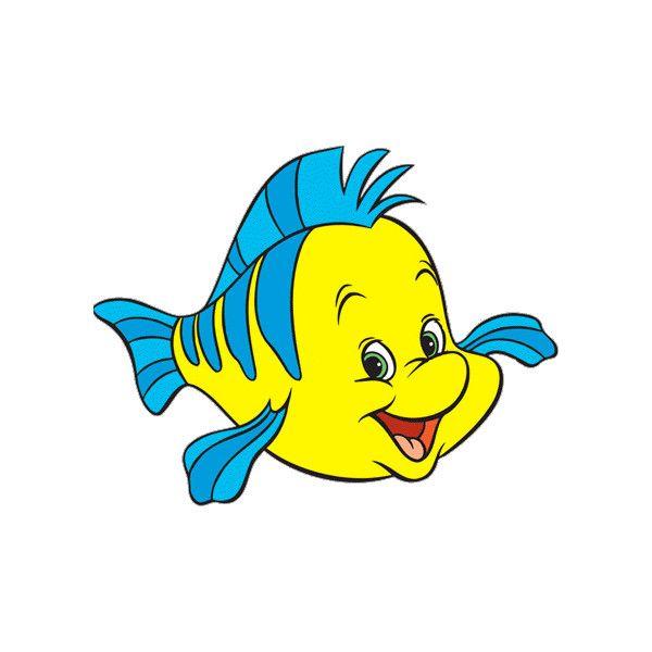 Flounder Clipart.