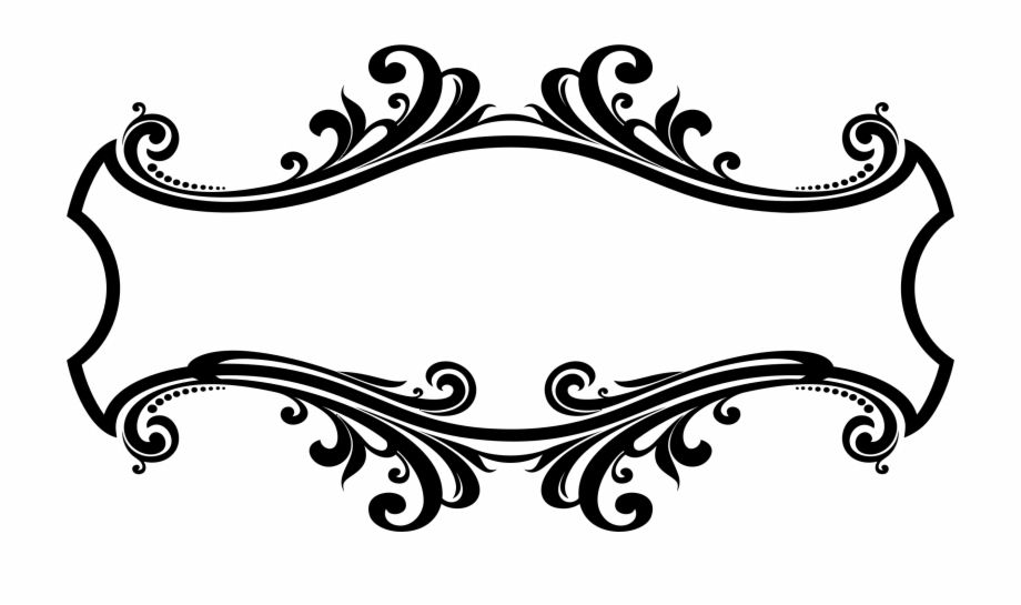 Decorative Clipart Ornamental 3 Flourish Clip Art.