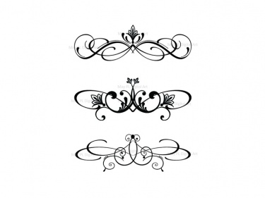 Free Flourish Swirls Cliparts, Download Free Clip Art, Free.