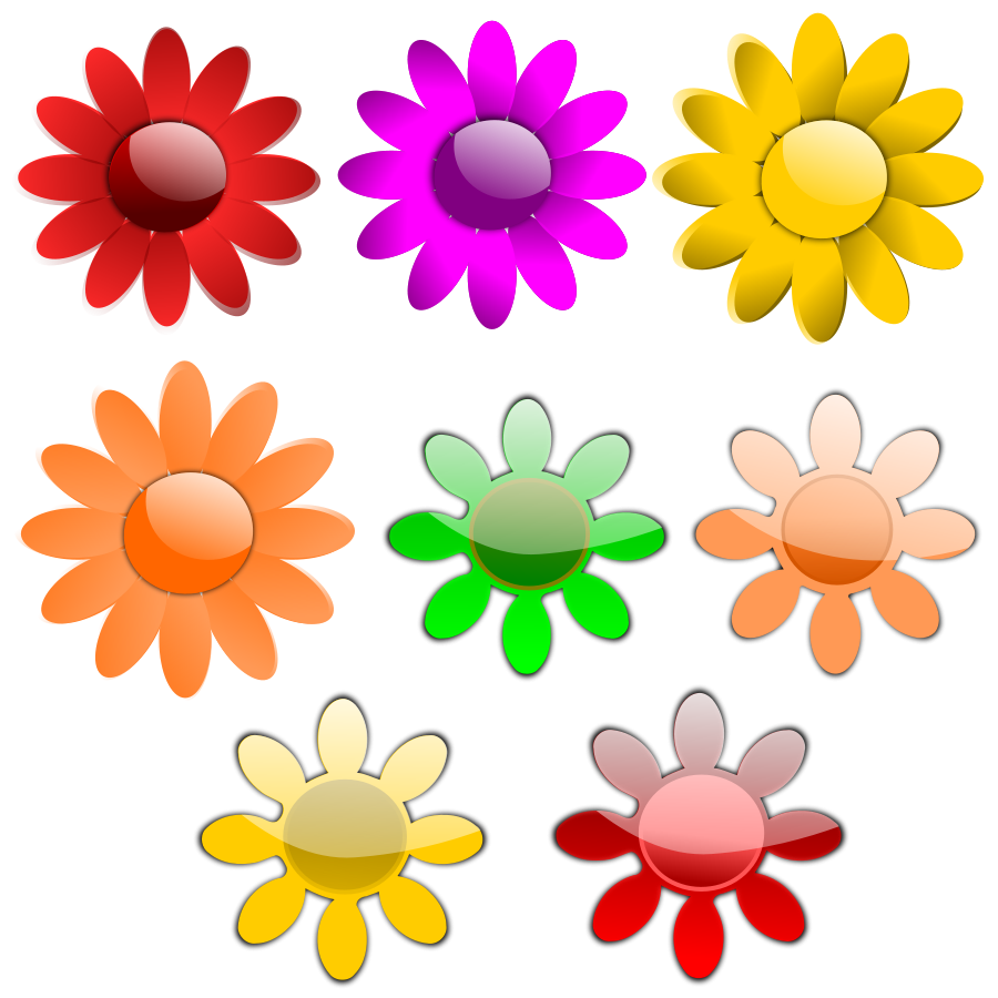 Flower vector free download clip art on.