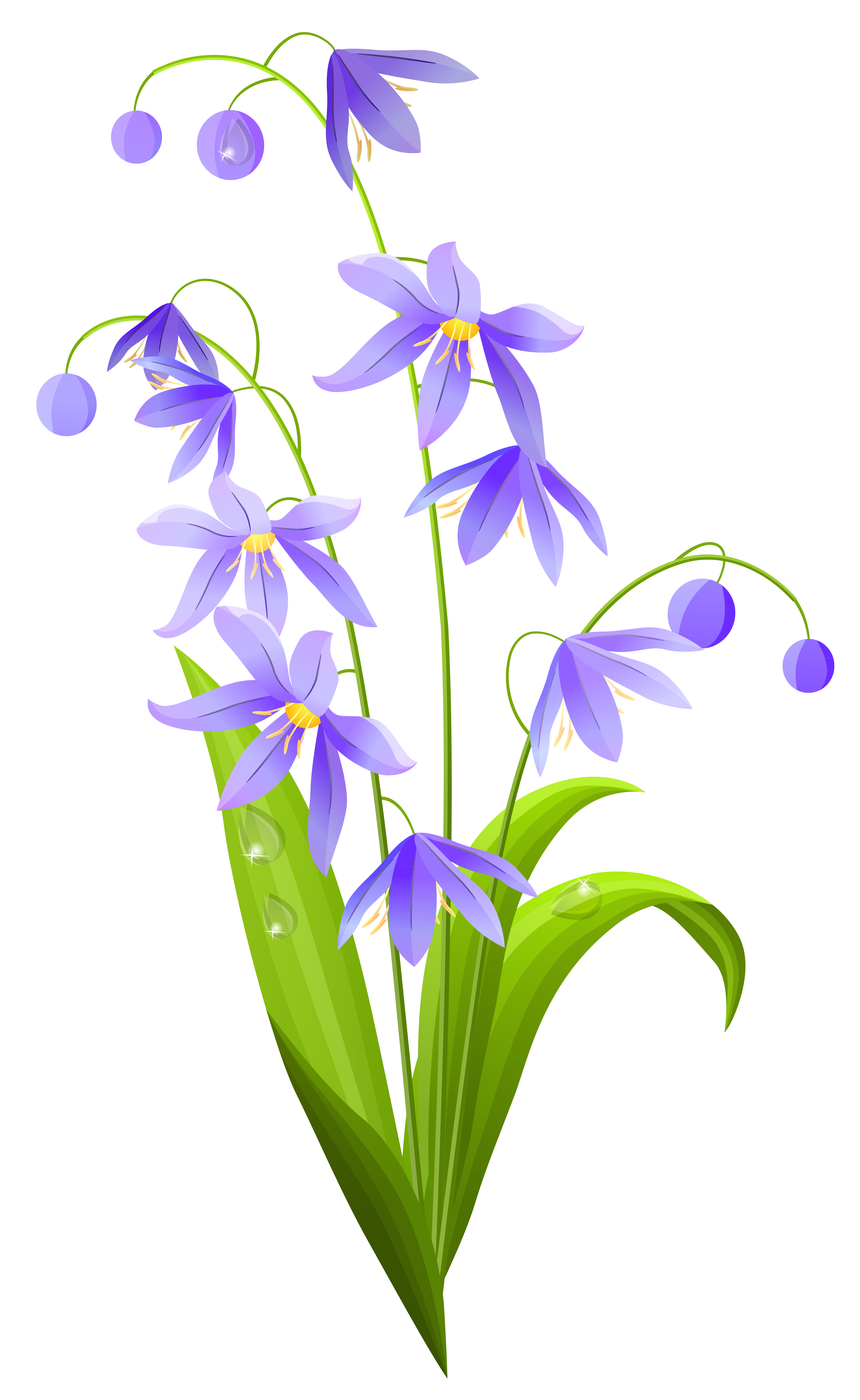 clipart flower png #7