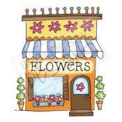 Boutique Buildings: The Flower Shop.