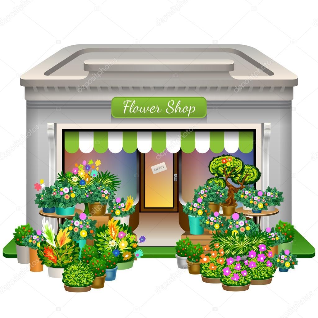 8436 Shop free clipart.