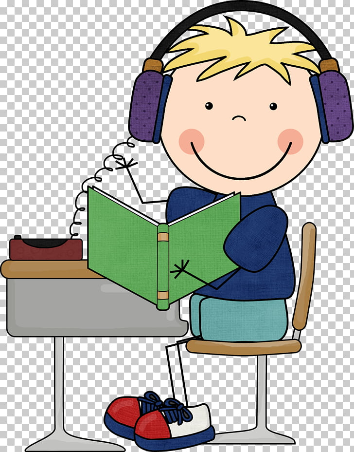 Reading Fluency School Listening , reading PNG clipart.