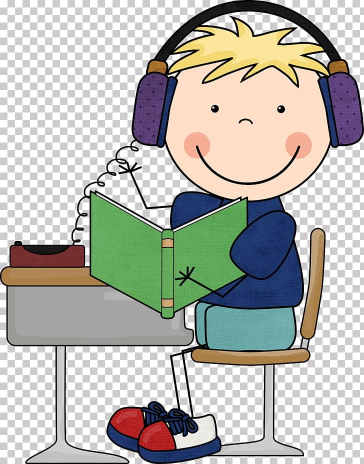 Reading Fluency School Listening , reading PNG clipart.
