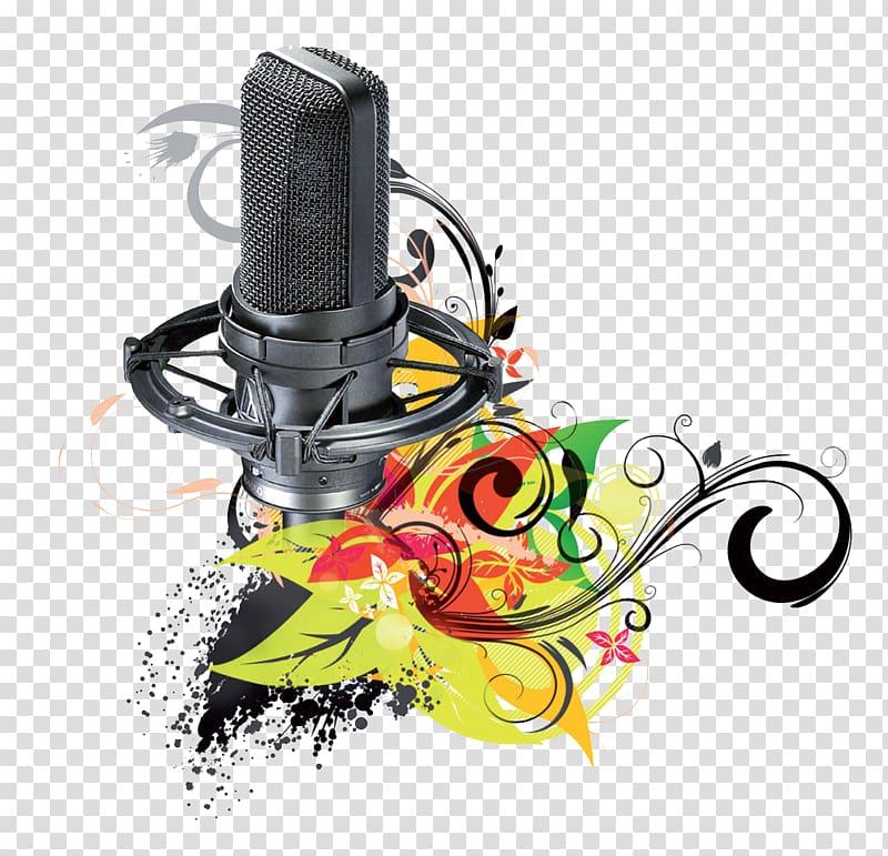 Internet radio FM broadcasting Music, Music transparent.