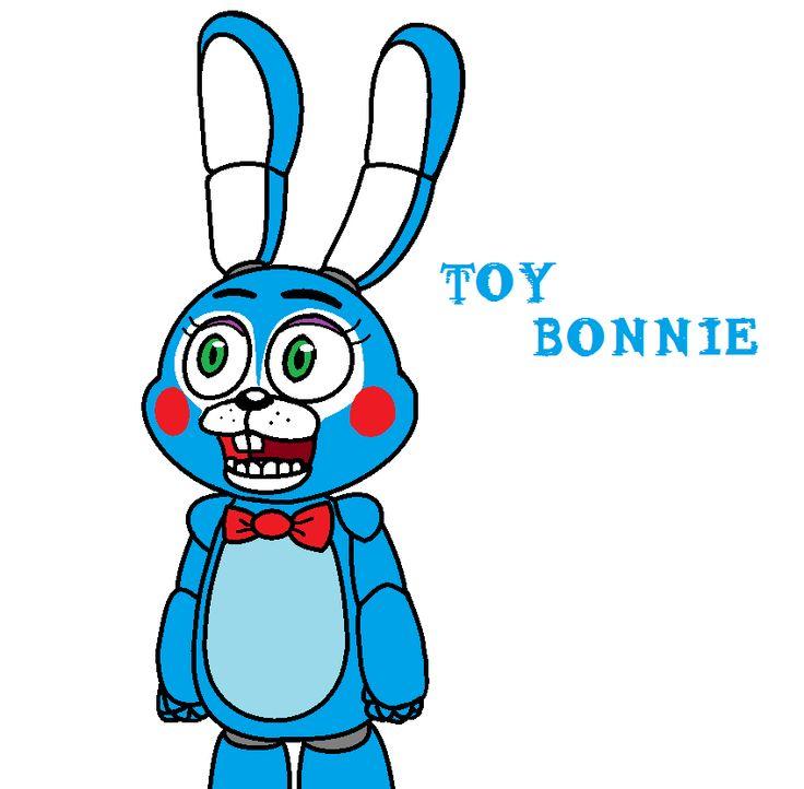 Fnaf Clipart Bonnie.