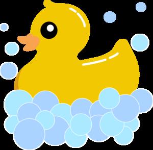 Rub Duck Foam Clip Art at Clker.com.