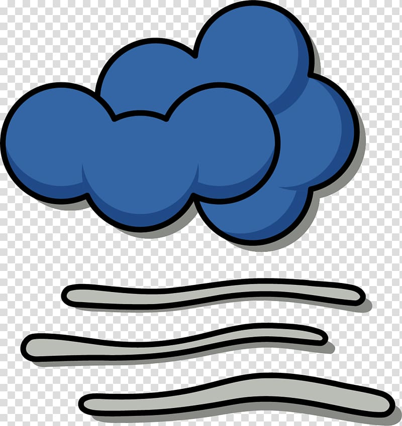 Cloud Weather , Foggy weather transparent background PNG clipart.