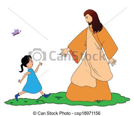 Free Clipart Follow Jesus.