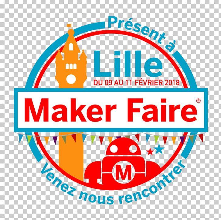 Maker Faire Logo Lille Font Maker Culture PNG, Clipart, 2018.