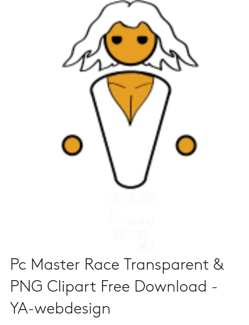 Pc Master Race Transparent & PNG Clipart Free Download.